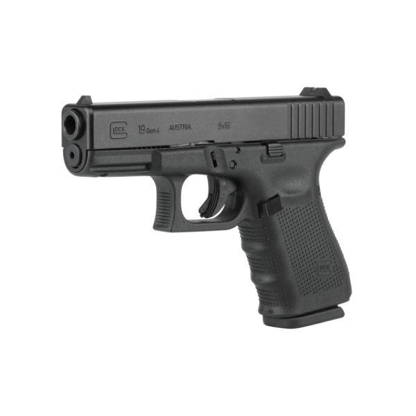 Glock 19 GEN 4 9mm Glock Night Sights
