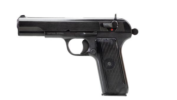Zastava Arms M57A 7.62×25 Tokarev