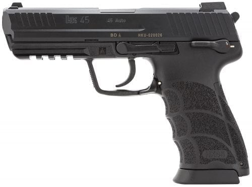 HK HK45 V1 LE 45acp Pistol Night Sights