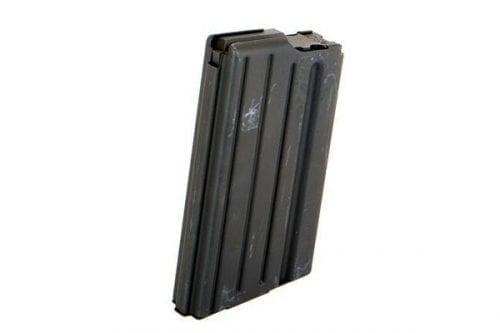 ASC AR 10 SR25 7.62×51 20rd Mag SS Black