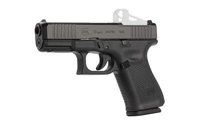 Glock 17 GEN 5 MOS 9mm, with three 17 round mags.