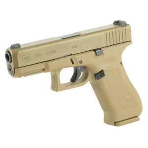 Glock 19X 9mm Glock Night Sights