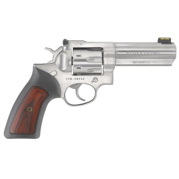 Ruger GP100 357 Magnum 7 Shot 4 Barrel