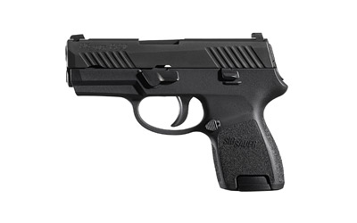 SIG Sauer P320 Sub Compact 40sw Contrast Sights