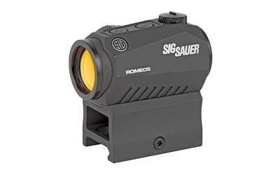 SIG Sauer Romeo5 1x20mm Compact Red Dot Sight