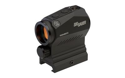 SIG Sauer Romeo5 X 1x20mm Compact Red Dot Sight