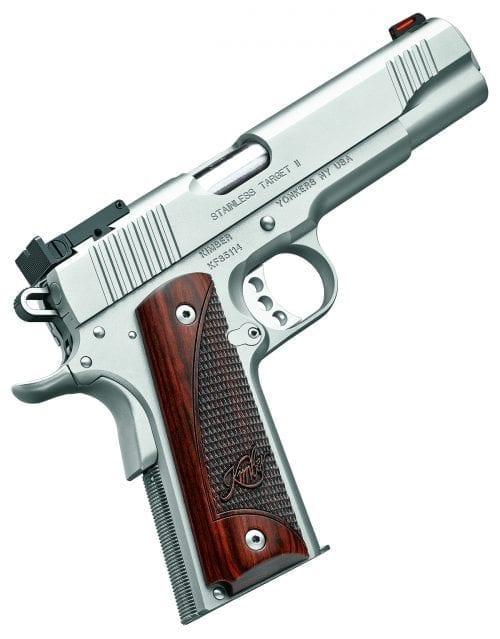 Kimber Stainless Target II 45acp