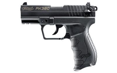 Walther PK380 Black 380acp