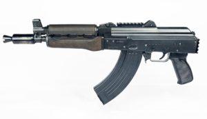 Zastava Arms AK 47 Pistol ZPAP92 ALPHA Rear 1913 rail