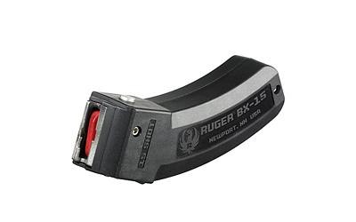 Ruger BX15 22lr 15 round mag for 10/22