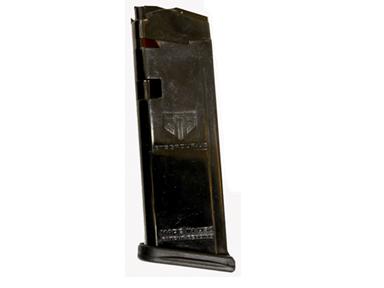 ETS Glock 19 9mm 15 round Magazine Black