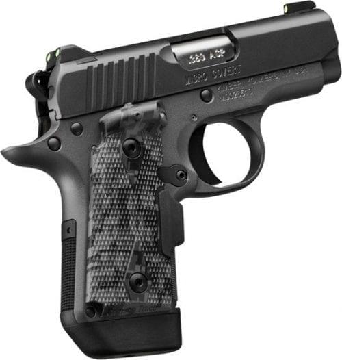 Kimber Micro 9 Covert 9mm