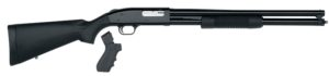 Mossberg 500 Persuader 12ga 20″ 8rd with Pistol Grip Kit