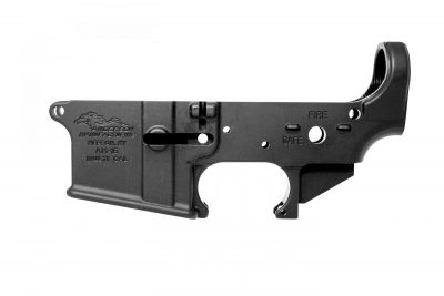 Anderson AR 15 Stripped Lower Receiver