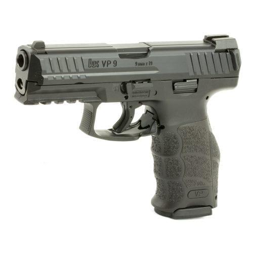 HK VP9 LE 9mm Black