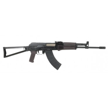 PSA AK-E CLASSIC POLYMER TRIANGLE SIDE FOLDING RIFLE, PLUM