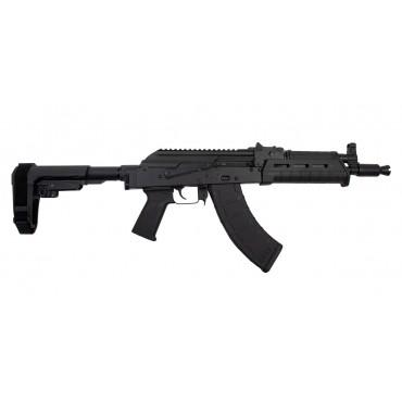 PSA AK-P GF3 MOE SBA3 PISTOL, BLACK