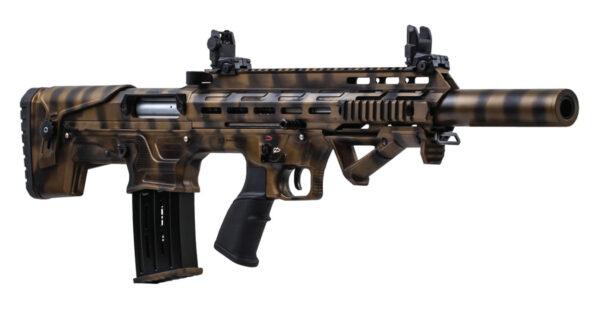 Panzer Arms BP-12 Bullpup 12 Gauge Semi-Automatic Shotgun with Bronze Cerakote Finish