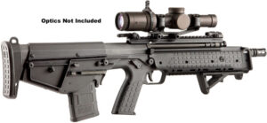 Kel-Tec RDB Downward-Ejection Bullpup Rifle RDBBLK, 5.56mm NATO, 17 in,Black Syn Stock, Black Finish, 20 Rd