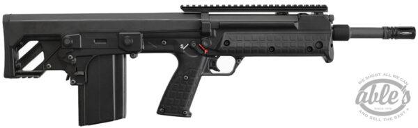 Kel-Tec RFB Forward-Ejection Bullpup Rifle RFB18, 7.62x51mm NATO, 18 in,Black Syn Stock, Black Finish, 20 Rd