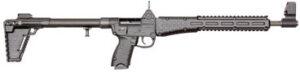 "Kel-Tec SUB-2000 Semi-Auto Rifle SUB-2K40GLK22, 40 S&W, 16.1"", Synthetic Stock, Blue Finish, w/Glock 22 Mag, 15 Rds"