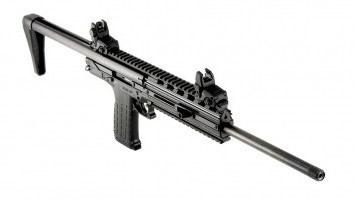 Kel-Tec Carbine CMR-30, 22 WMR, 16.1 in, Adjustable Stock, Black Finish, 30 Rd