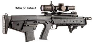 "Kel-Tec RDB Downward-Ejection Bullpup Rifle RDB20BLK, 5.56 NATO, 20.5"", Polymer Black Stock, Black Nitride Finish, 20 Rds"